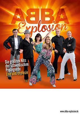 ABBA-Explosion-Plakat
